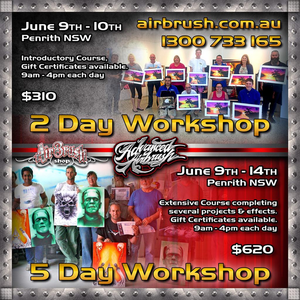 Workshops Ad June 2018