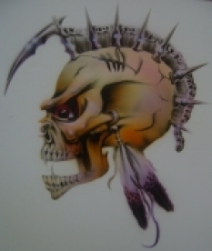Courses - Skull Indian 150
