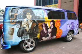Kombi - The Doors Tribute