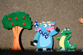 Children's Theme Cutouts