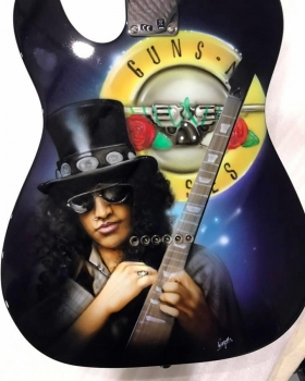 Slash - Guitar