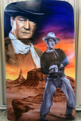 John Wayne - Fridge
