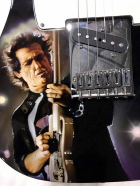 Keith Richards - Guitar