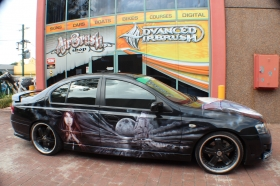Car - Graphics