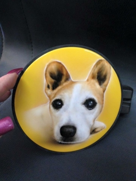 Petrol Cap - Pet Tribute