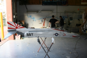 Model Plane - paint and graphics