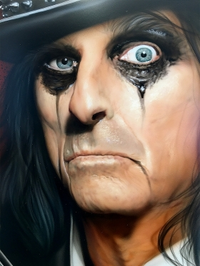 Alice Cooper - Canvas