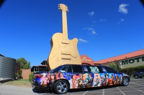 Limo - Legends of Rock at Tamworth