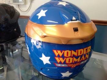 Helmets Airbrushing By Wayne Harrison Sydney Australia