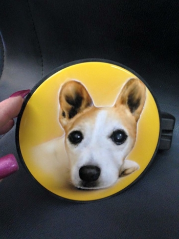 Dog - Petrol Cap