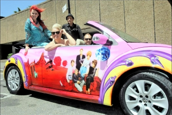 Car - B52s Tribute