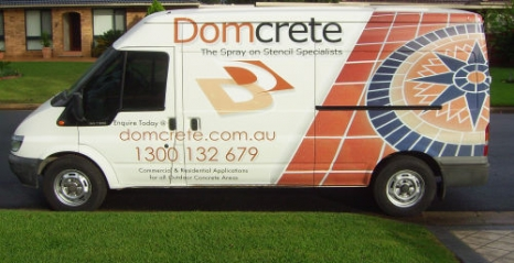 Digital - Domcrete van 500
