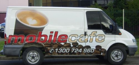 Digital - Mobile cafe 500