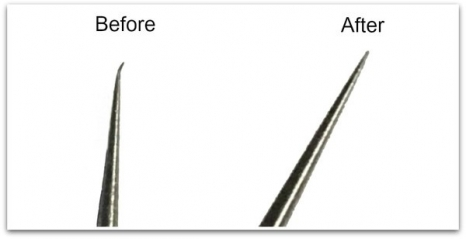 Before & After SharpenAir