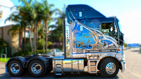 Trucks - Airbrush & Graphics