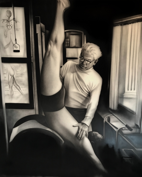 Pilates Wall Art