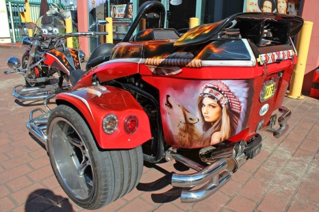 Trike - Indian Themed