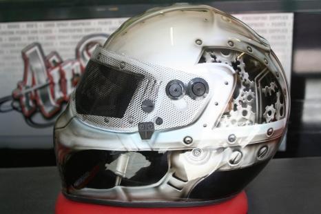 Airbrush Bikes Amp Helmets