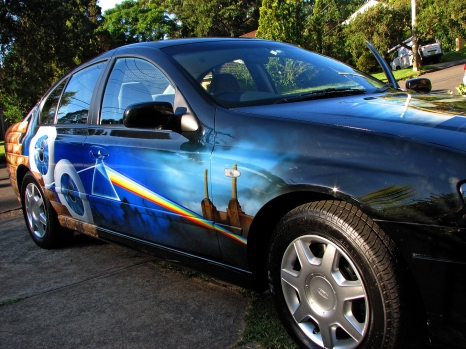Car - Pink Floyd Tribute