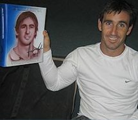Andrew Johns and box 215
