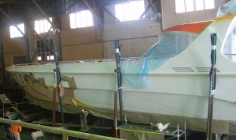 Jetcruiser in production