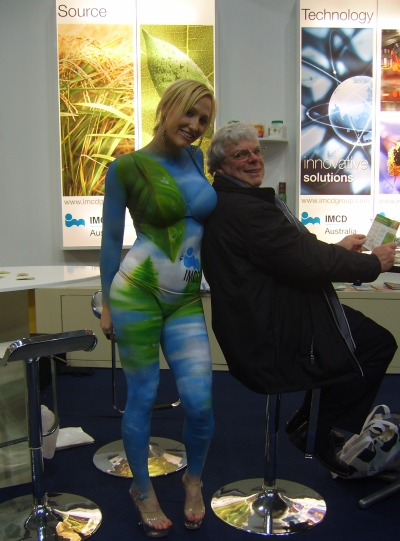Advertise With Art Body Painting