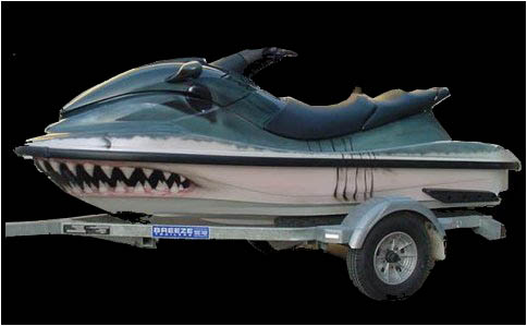 Airbrush Boats And Jet Skis By Advanced Airbrush All