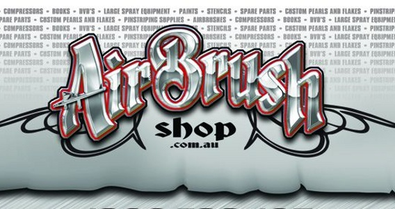 For all your airbrush needs - airbrushes, compressors, book, DVDs